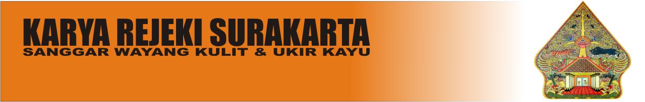 Sanggar Wayang Kulit dan Ukir Kayu KARYA REJEKI SURAKARTA