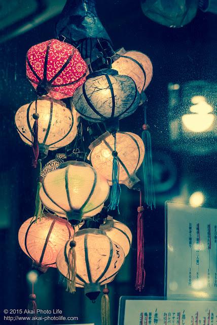Cute lantern 可愛い提灯