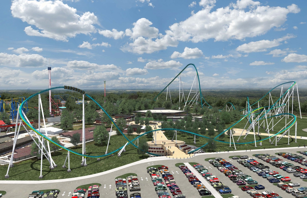Diagramed Fury 325 Roller Coaster Related Keywords Suggestions Diagram Of Kingda Ka Insanity Lurks Inside Carowinds Announces The