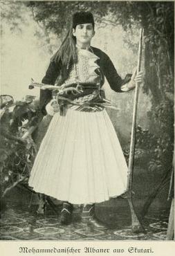Albaner (Gegëria)