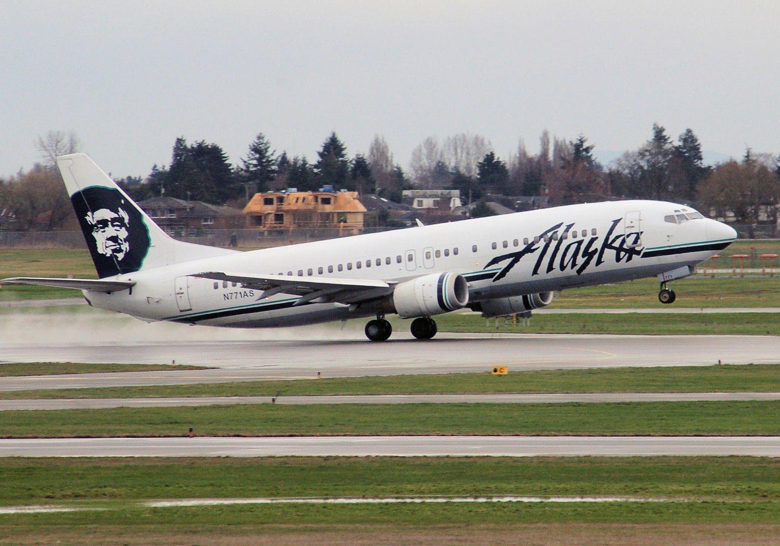 Tallest Building: Alaska Airlines Inside Alaska Airlines
