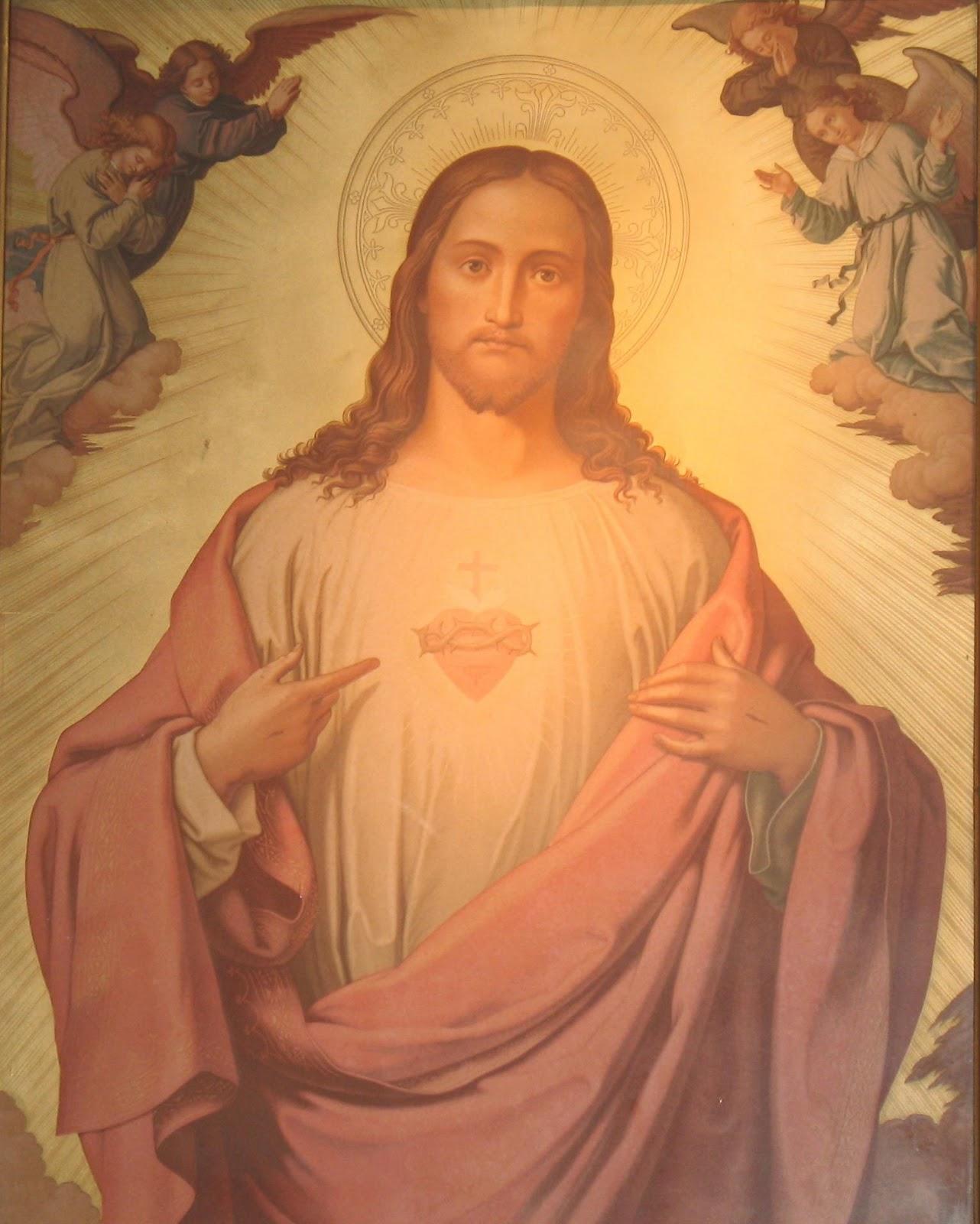 Risultati immagini per Gesù amore cuore