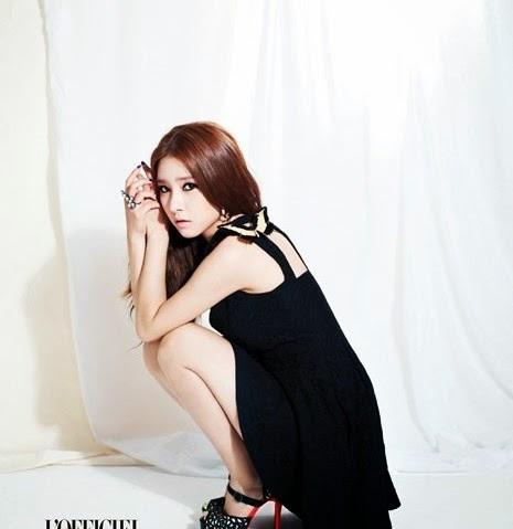 foto Kim So-eun seksi