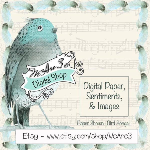 We are 3 Digital Paper
