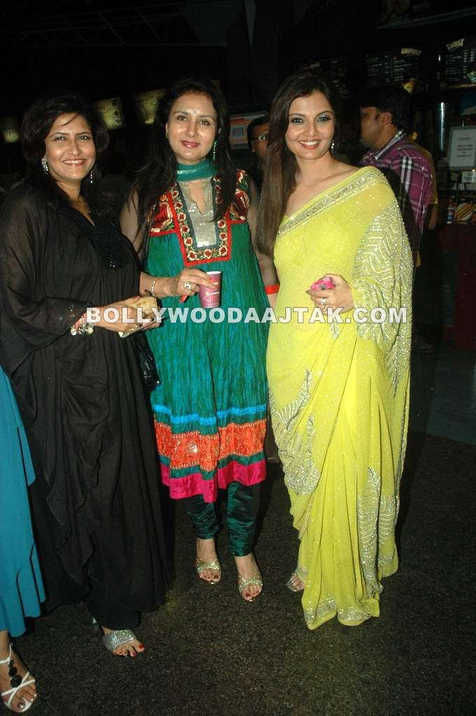 , Mink, Bhagayshree, Deepshikha At Yeh Dooriyan Premiere