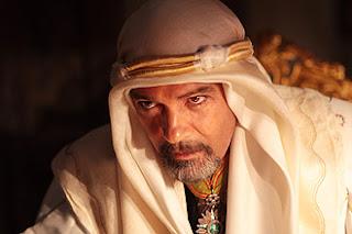 """Antonio Banderas em cena de """"O Princípe do Deserto"""""""