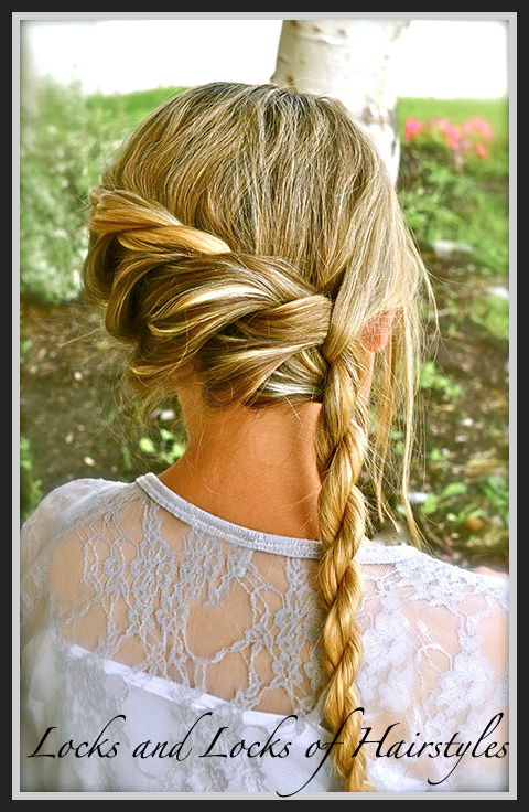 Locks And Locks Of Hairstyles Quick And Easy Video