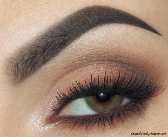 Crystal candy makeup blog review swatches guerlain crin 4 couleurs - Couleurs nature makeup ...