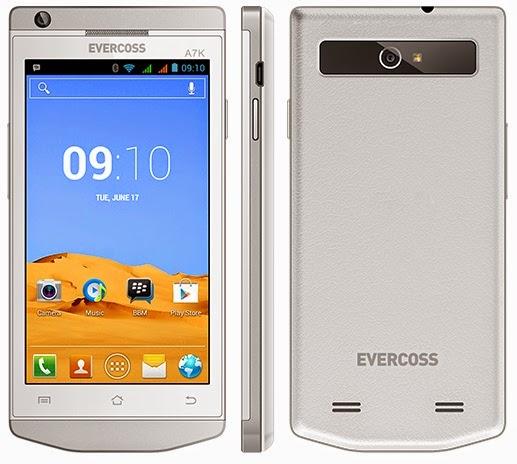 Evercoss A7K Smartphone Android Murah Rp 800 Ribuan