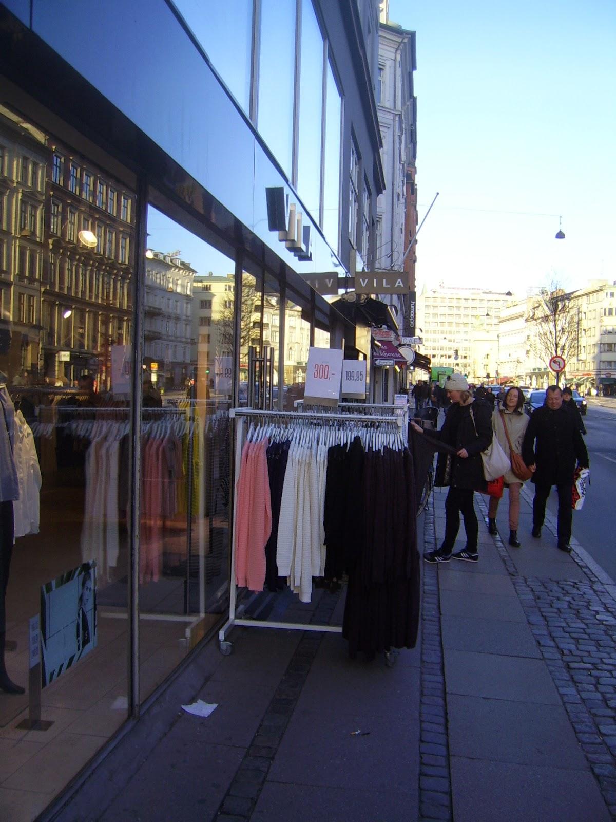 Na duńskiej ulicy