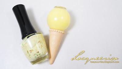 The Face Shop Lemon Candy Yogurt, Etude House Banana