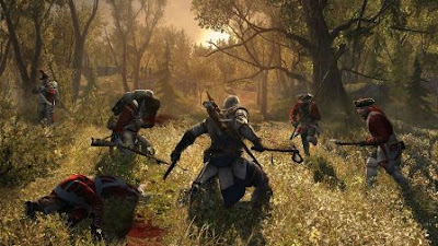 PC Games Assassin's Creed 3 Full Version