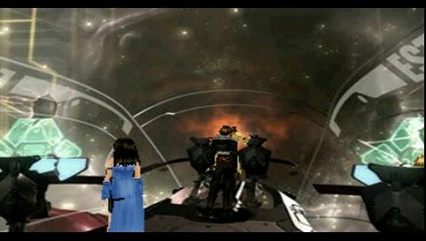 Final Fantasy VIII, Ragnarok Scene