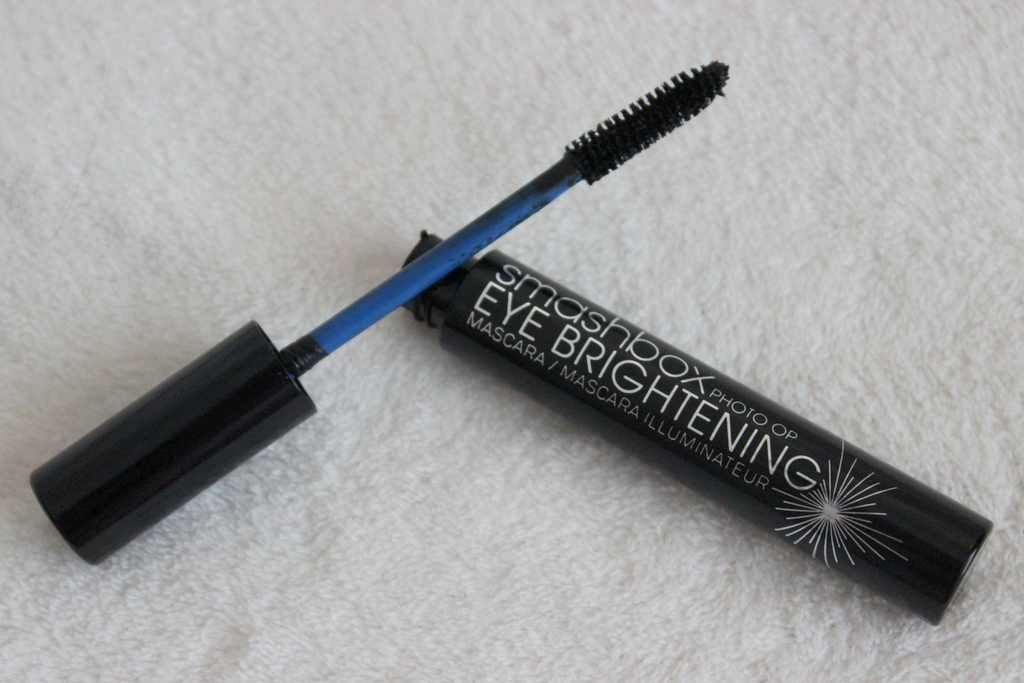 Smashbox Photo Op Eye Brightening Mascara Review hd image