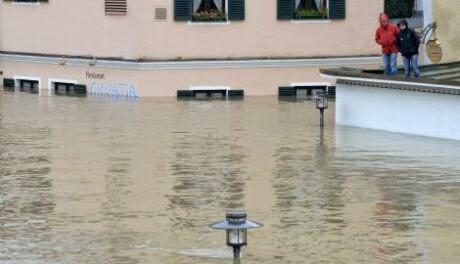 #SerbiaFloods #poplave Obrenovac