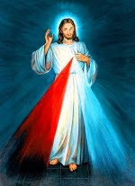 Click on the picture for the Divine Mercy Chaplet...