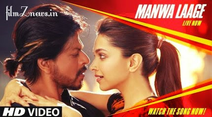 Manwa Laage' Video from Happy New Year (2014) - Shah Rukh Khan | Arijit Singh | Shreya Ghoshal