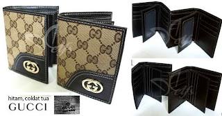 Dompet Gucci Import, Berkelas dan Berkualitas