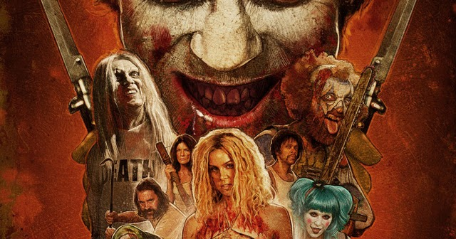 Rob zombie movie poster