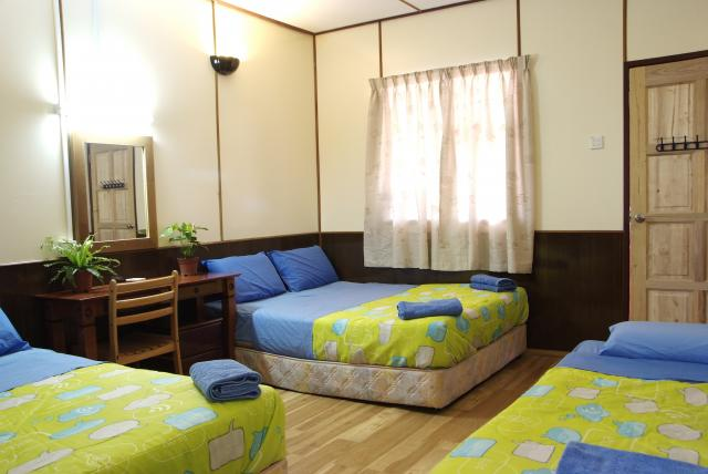 Redang Reef Resort Twin Room Package Redang Reef Resort