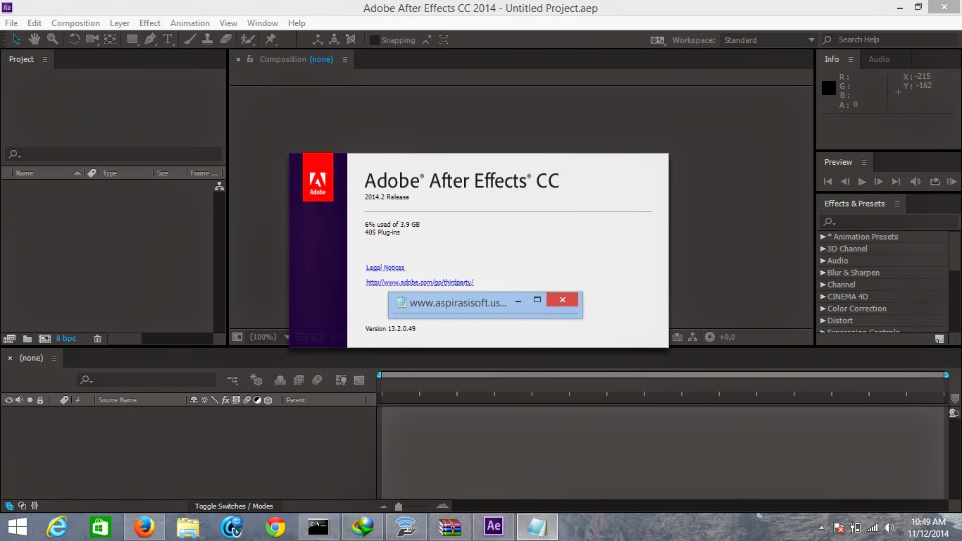 adobe after effects 2014 download