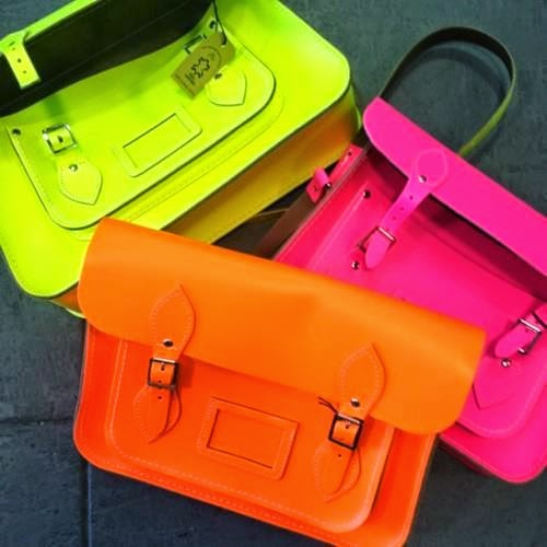 Neon Fashion Awesone Neon Heels Clothing And Bags