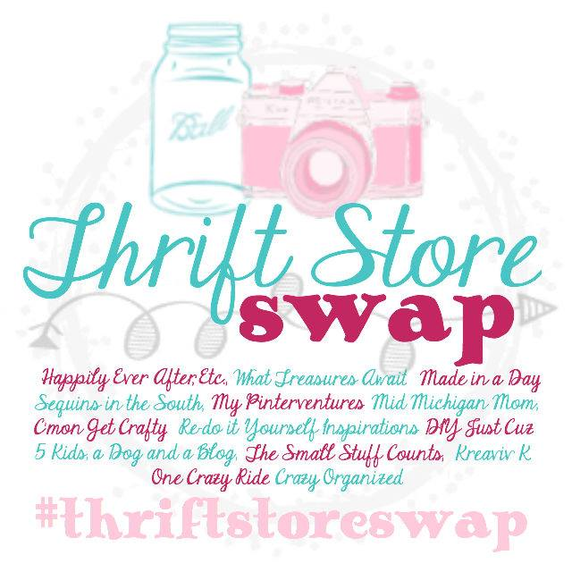 Thrift Store Swap Spring Edition