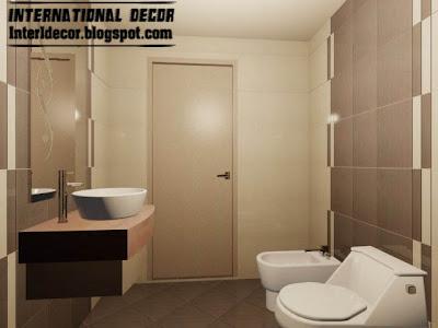 3d tiles designs for small bathroom design ideas, colors - Best 5 ...
