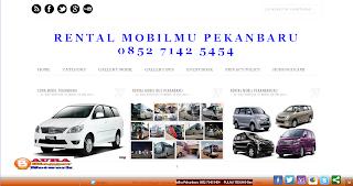 Gallery Rental Mobil Pekanbaru