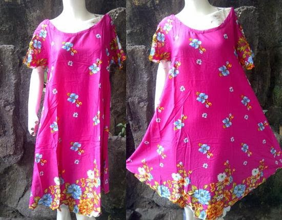Dress Sakira (Big Size)