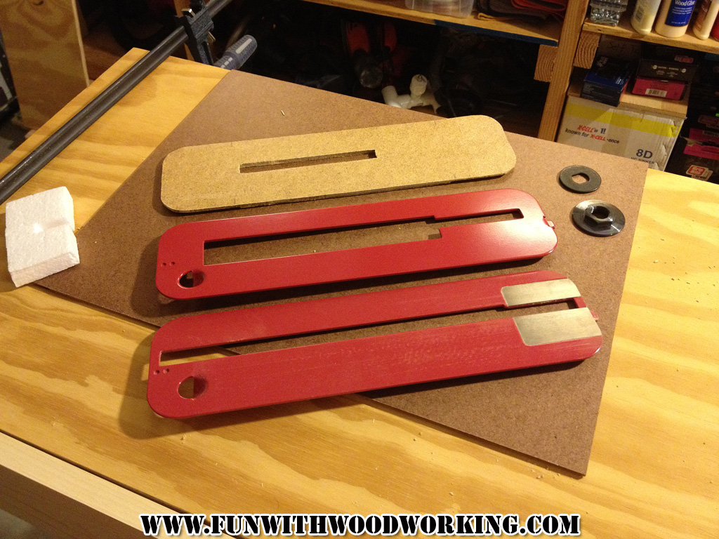 Fun With Woodworking New Dado Insert For My Skil 3410 Table Saw