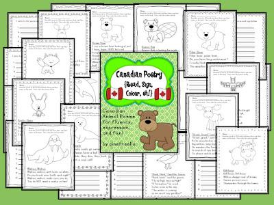 Animal Poetry - easy fun activities