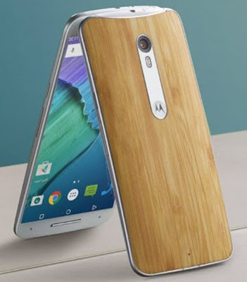 Motorola Moto G (3rd gen) complete specs and features