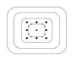 duplikat 4 objek