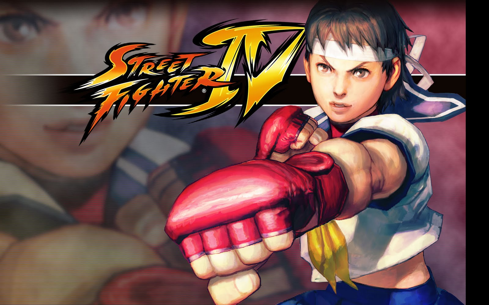 Blogger For Wallpaper: street fighter iv hd