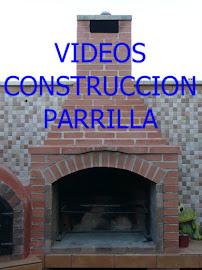 Vídeos Construcción de la Barbacoa