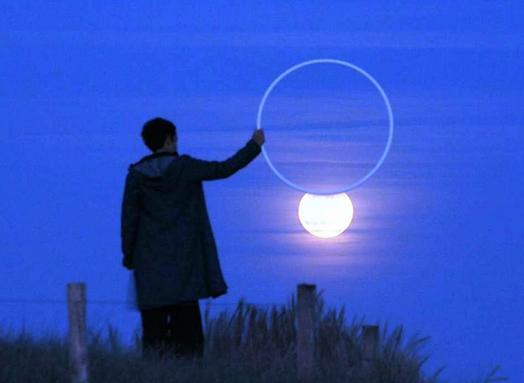 Σελήνης Κενή Πορεία