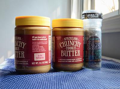 Trader Joe's Sugar Chocolate & Coffee Bean Grinder