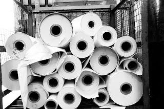 Bobinas de papel