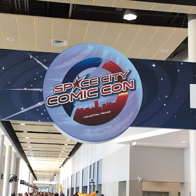 Space City Comic Con 2015 Logo