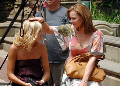 Katherine Heigl stars in new movie 'Jenny's Wedding' filming in Cleveland.