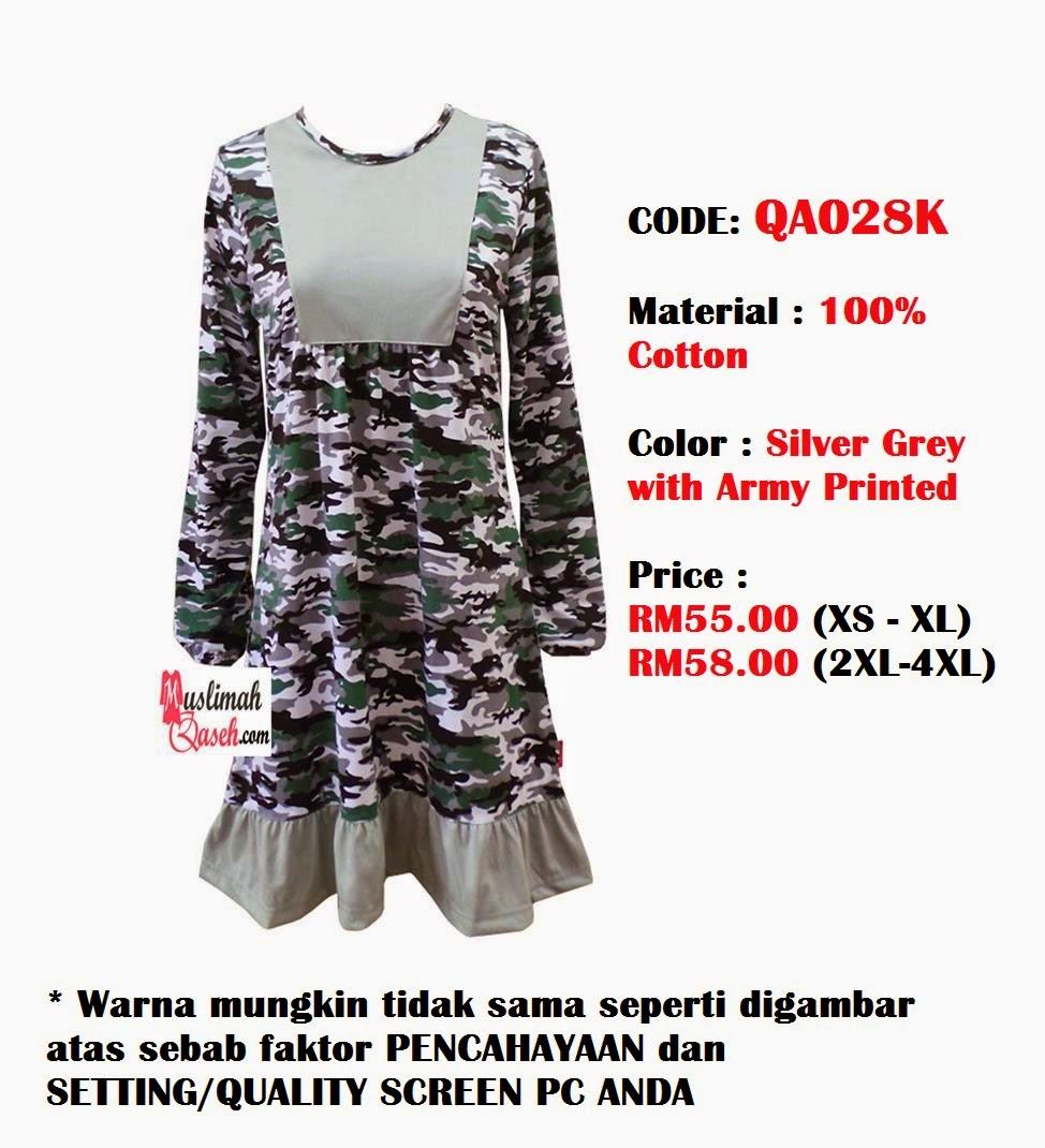 T-Shirt-Muslimah-Qaseh-QA028K