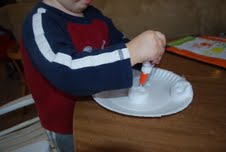 rainy day activity for toddlers