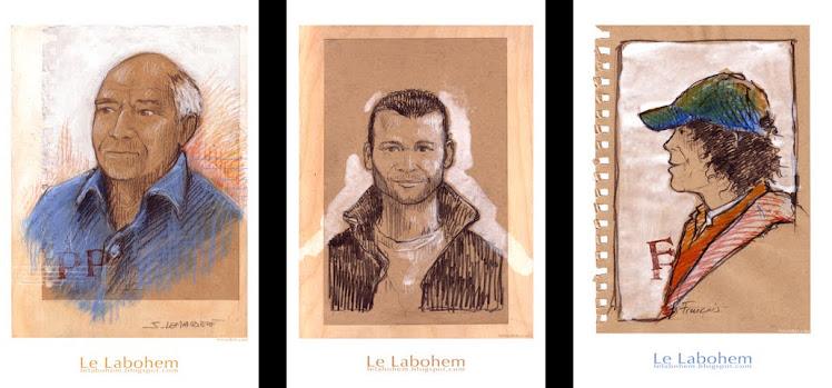 sl001 Pierre-Paul, Vincent et François