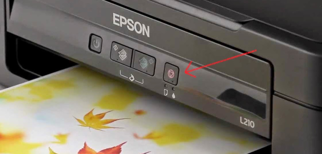 """How to eliminate """"It is time to reset ink levels"""" on Epson"""