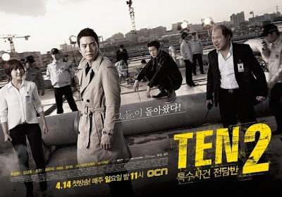 Download K-Drama TEN 2 Episode 1,2