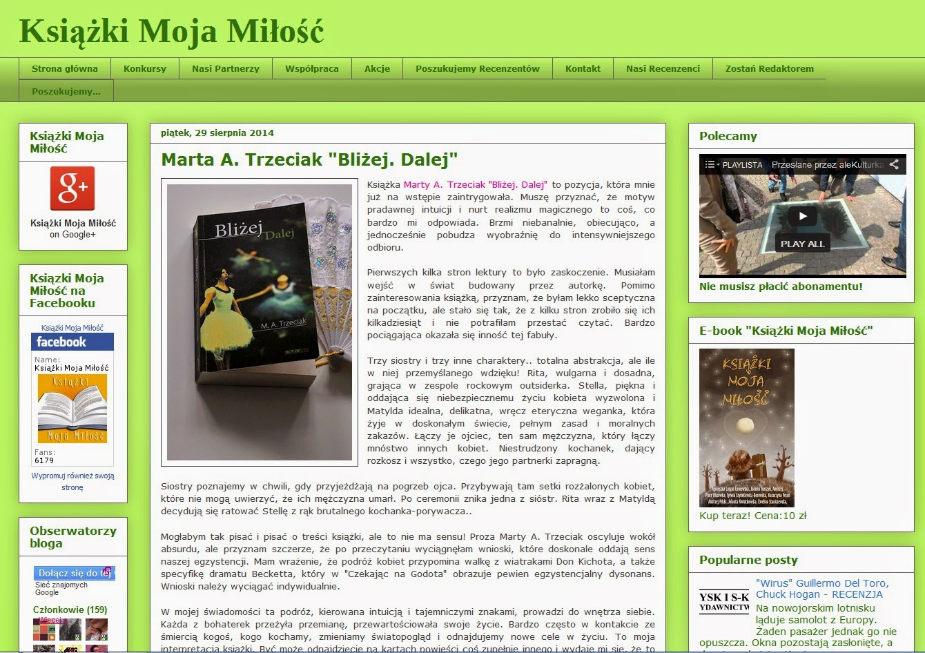 http://ksiazkowy-blog.blogspot.com/2014/08/marta-trzeciak-blizej-dalej.html