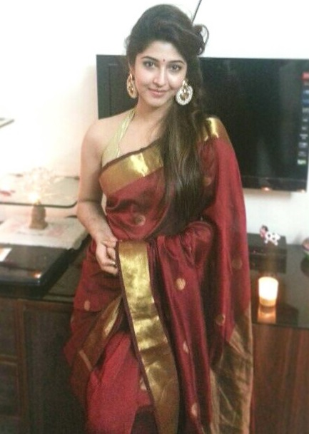 sexy hindu girl in saree