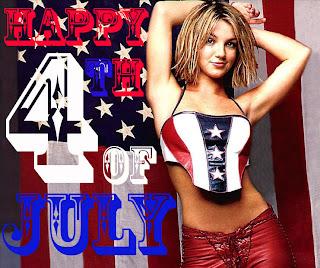 Feliz 4 de Julio con Britney Spears