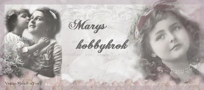 Marys hobbykrok